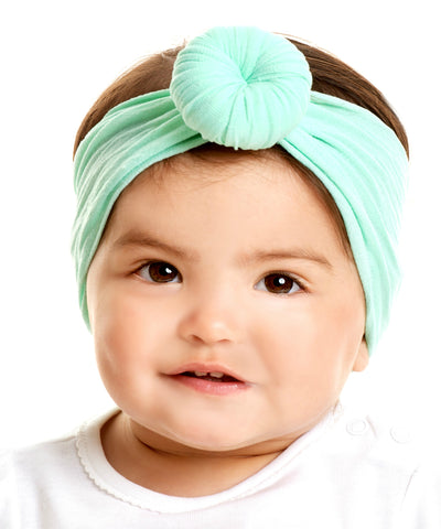 Turban Nylon Headwraps MINT 5