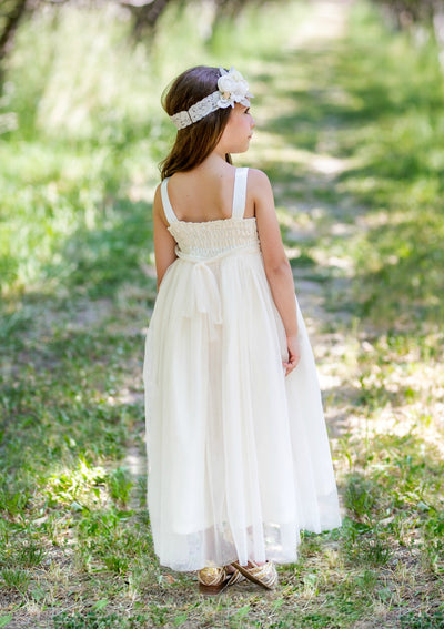 Chiara Flower Girl Dress