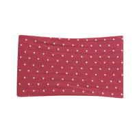 ELLE Polka Dot Headwrap Mulberry 35