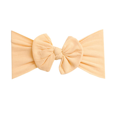 Knot Nylon Headwraps Honey 44