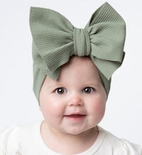 Lulu Headwraps 32 SAGE GREEN