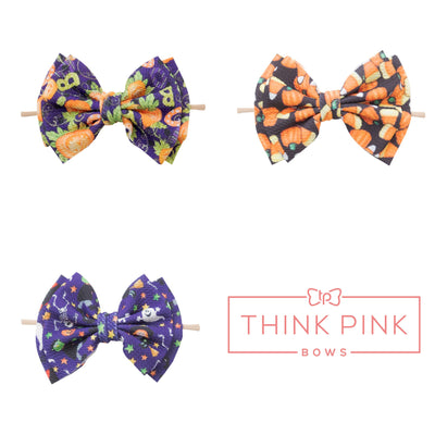 Zara Halloween Headband Prints - 3 Colors