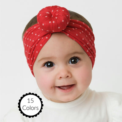 LEIA Turban Nylon Headwraps