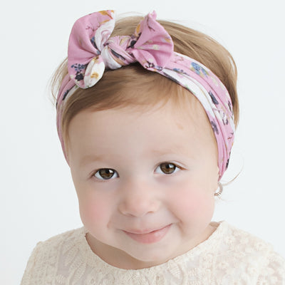 Knot Nylon Headwraps Prints - P43