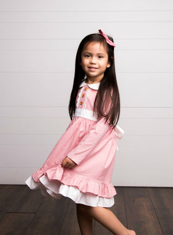 Analisse Dress - Light Pink