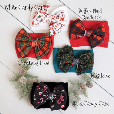 Holiday Lola Nylon Prints Headwraps - 5 PRINTS