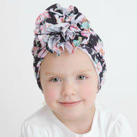 Turban FLOWER Hats MIRABELLE