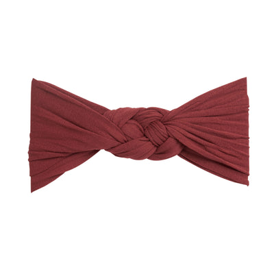 Sailor Knot Nylon Headwrap RUBY 40