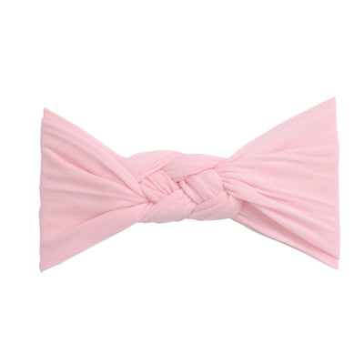 Sailor Knot Nylon Headwrap PINK 4