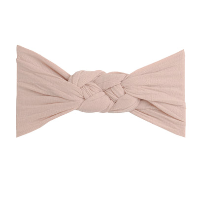 Sailor Knot Nylon Headwrap VINTAGE BLUSH 39