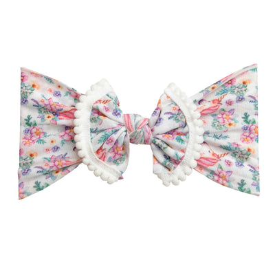 Unicorn POM POM NYLON HEADWRAP UP1