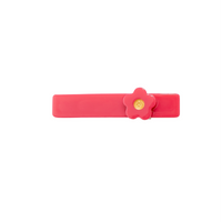 ONE FLOWER NON SLIP CLIP  - ROSEWOOD