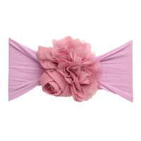 Couture Nylon Headwraps LILAC 2