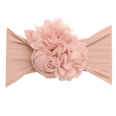 Couture Nylon Headwraps BLUSH 1
