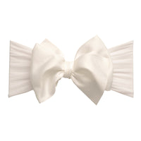 Isla Headwraps WHITE 20