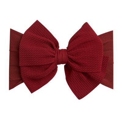 Lola Nylon Headwraps RUBY 40