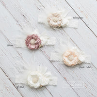 Grand Ball Couture Headband - 4 Colors Available