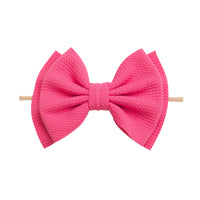 Zara Headbands Hot Pink 2