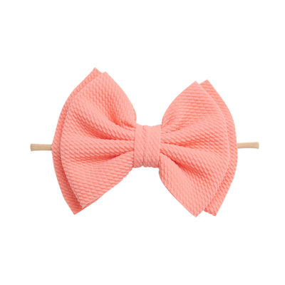 Zara Headbands Coral 3
