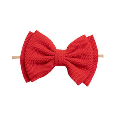 Zara Headbands True Red 17