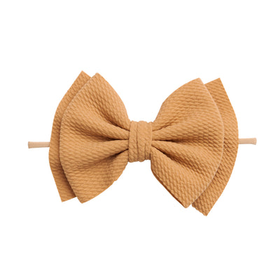 Zara Headbands Hazelnut 6