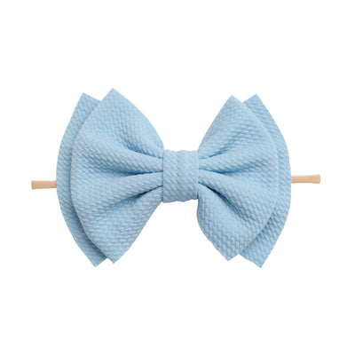Zara Headbands Light Blue 11
