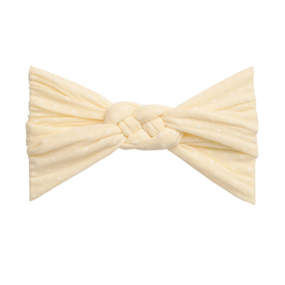 BRIA Sailor Knot Headwraps Ivory 8