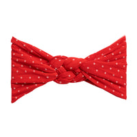 BRIA Sailor Knot Headwraps Red 24