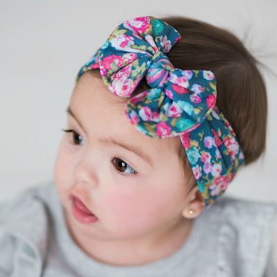 Knot Nylon Headwraps Printed - P11