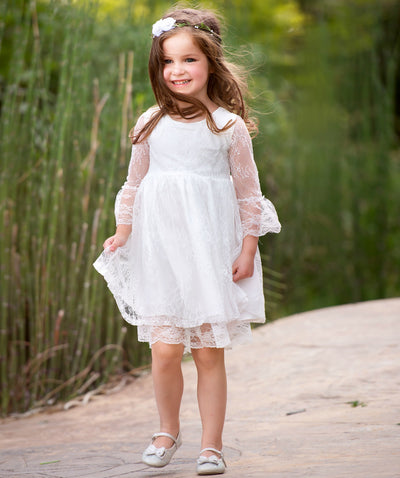 Manuela Flower Girl Dress