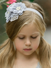 A Breath of Fresh Air Flower Headband 6 Colors