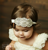 Super Star Bling Headband - Think Pink Bows - 1