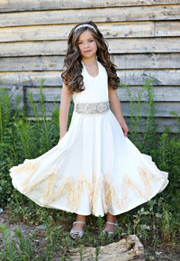 Ariadne Flower Girl Dress