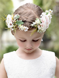 Sophia Flower Girl Crown