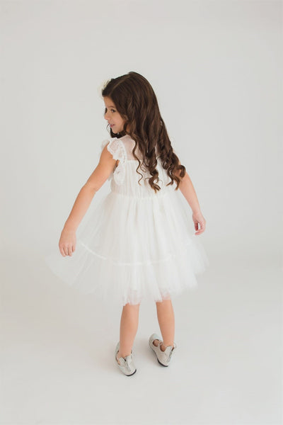 Paris Flower Girl Dress
