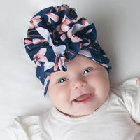 Turban FLOWER Hats JAPANESE BLOSSOM P2