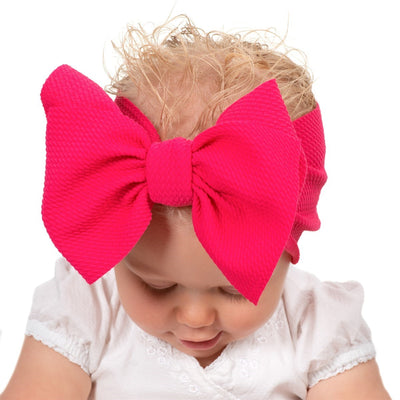 Lulu Headwraps - HOT PINK 18