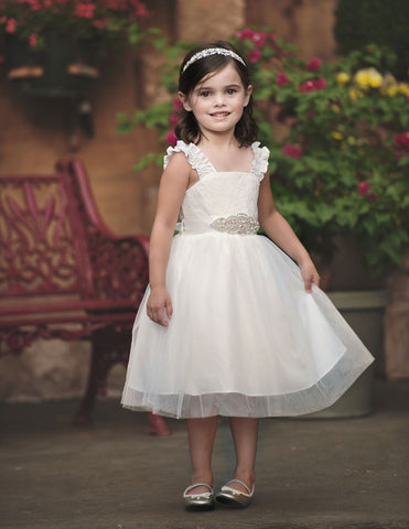 Valentina Flower Girl Dress