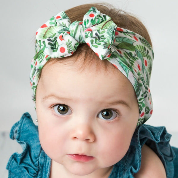 Christmas Nylon Headwraps
