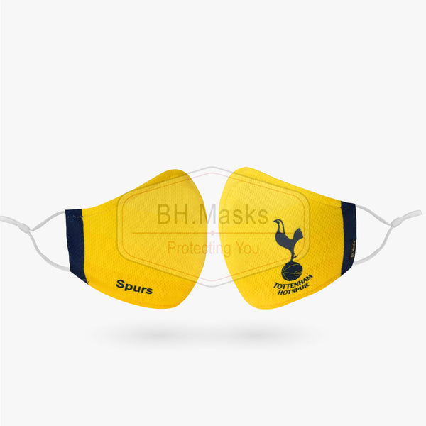 Adults Tottenham Hotspur F.C. in Yellow