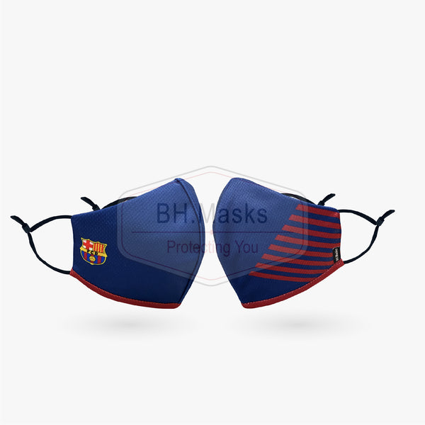 Adults FC Barcelona in Dark Blue