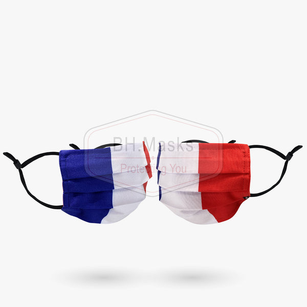 Adults France Flag