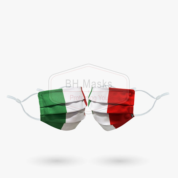 Adults Italy Flag