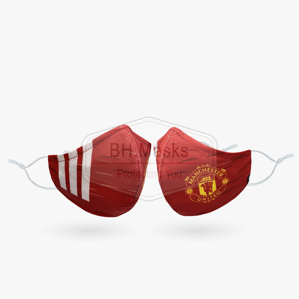 Adults Manchester United F.C. in Red