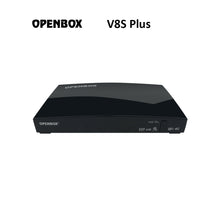 Load image into Gallery viewer, SOLOVOX OPENBOX V8S Plus Satellite TV Receiver DVB-S2 Support Global European Germany Poland Spain Portugal USA Arabic Web Live Stream MARS TV X IIPTV M3U CCCAM NEWCAMD Xtreamcode