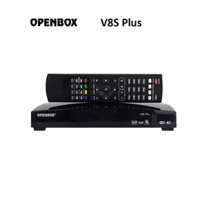 SOLOVOX OPENBOX V8S Plus Satellite TV Receiver DVB-S2 Support Global European Germany Poland Spain Portugal USA Arabic Web Live Stream MARS TV X IIPTV M3U CCCAM NEWCAMD Xtreamcode