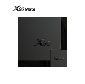 SOLOVOX 2020 X96 Mate Android 10.0 Smart TV BOX Allwinner H616 Quad Core 4GB 64GB 32GB 2.4G 5G Dual WiFi BT5.0 4K 6K X96Mate Android TV Box MARS TV X IPTV Better Than X96Q Mini Set Top Box