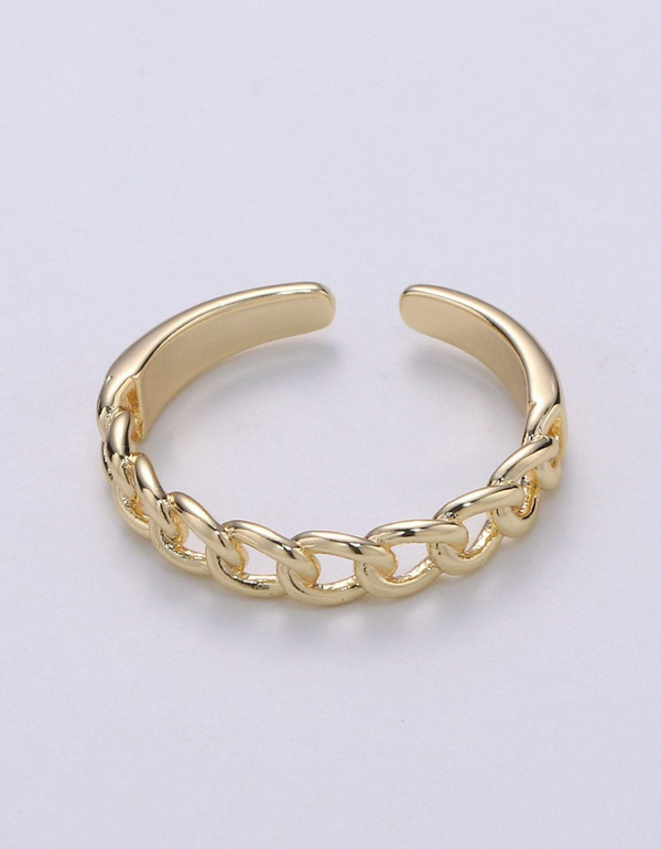 Nashaly Curb Chain Ring