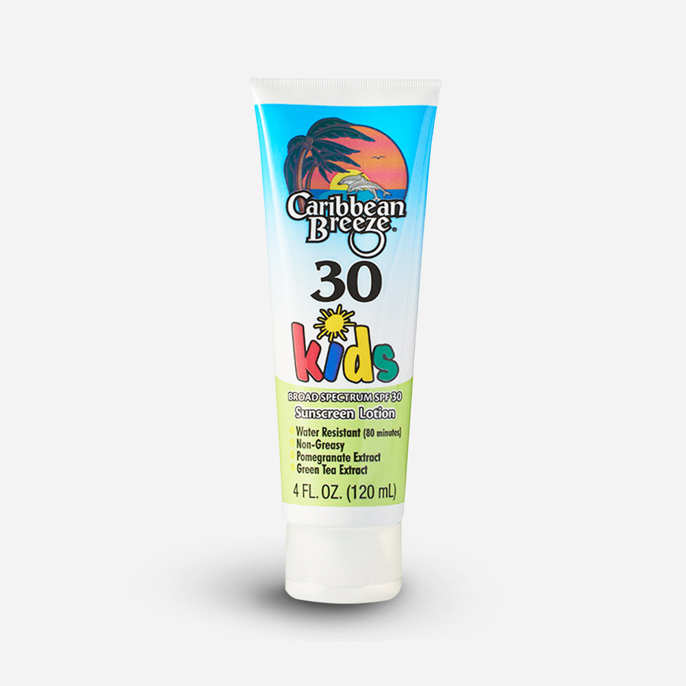 Spf 30 Kids Sunscreen Lotion, 120 ml