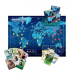 Load image into Gallery viewer, Pandemic, A New Challenge Board Game